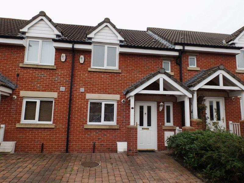 2 Bedrooms Terraced House for sale in Chestnut Way, Widdrington