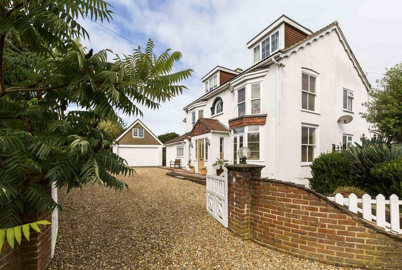 4 Bedrooms Semi Detached House for sale in St. Peters Road, Hayling Island