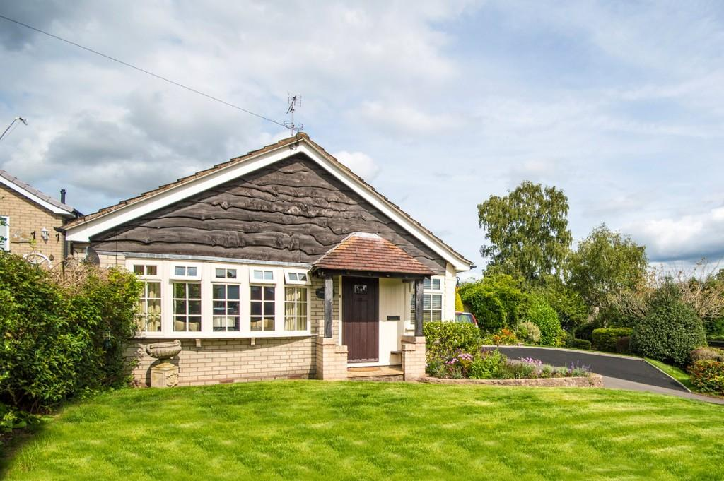 3 Bedrooms Detached Bungalow for sale in Ferndale Crescent, Kidderminster