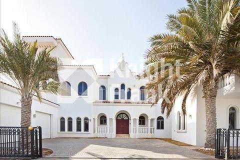 6 bedroom detached house  - Signature Villa, Frond K, Palm Jumeirah