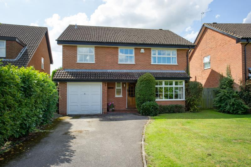 6 Bedrooms Detached House for sale in Stevenson Drive, Abingdon, Oxfordshire