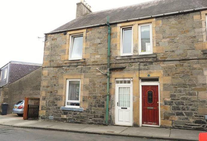 1 Bedroom Flat for sale in 18 Kilncroft, Selkirk, TD7 5AQ