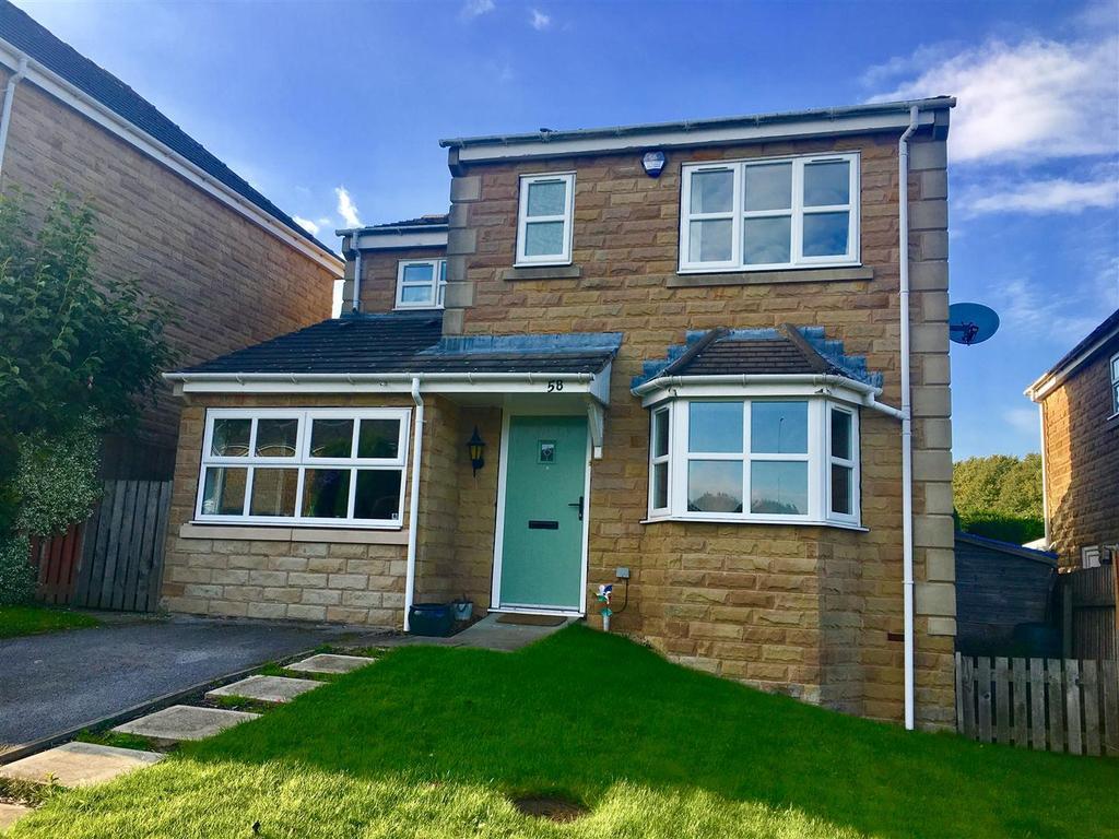 4 Bedrooms Detached House for sale in Longcroft, Almondbury, Huddersfield, HD5 8XW