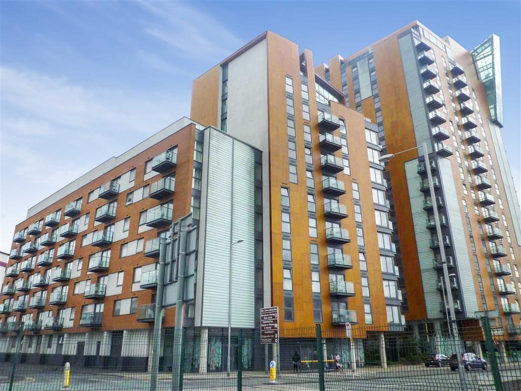 2 Bedrooms Apartment Flat for sale in Skyline Central 1, Manchester, Northern Quarter, M4