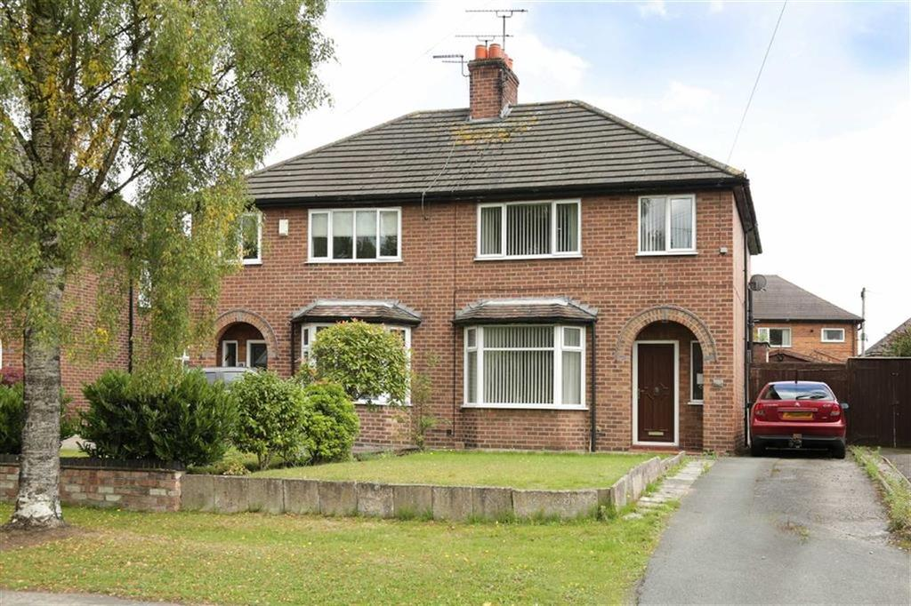 3 Bedrooms Semi Detached House for sale in Shrewbridge Road, Nantwich, Cheshire