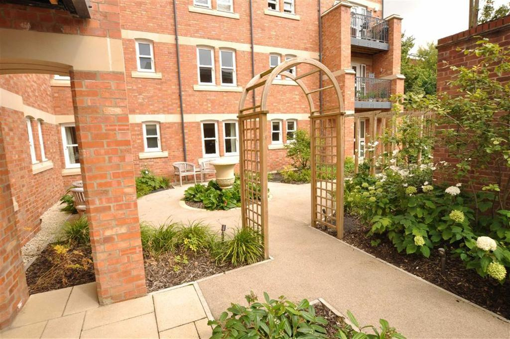 2 Bedrooms Retirement Property for sale in Brunswick House, Audley Binswood, Leamington Spa