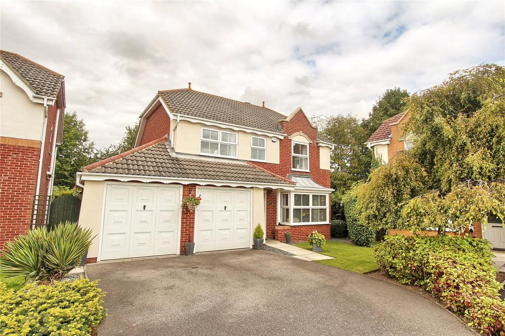 4 Bedrooms Detached House for sale in Haydon Green, Wolviston Grange