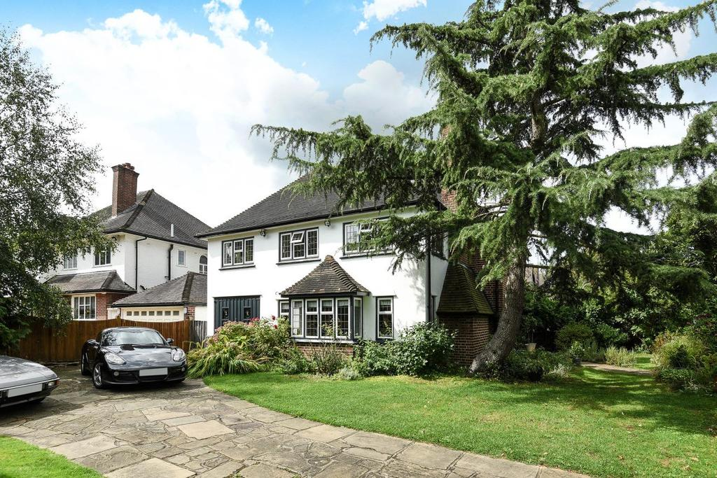 5 Bedrooms Detached House for sale in Stanley Avenue, Beckenham