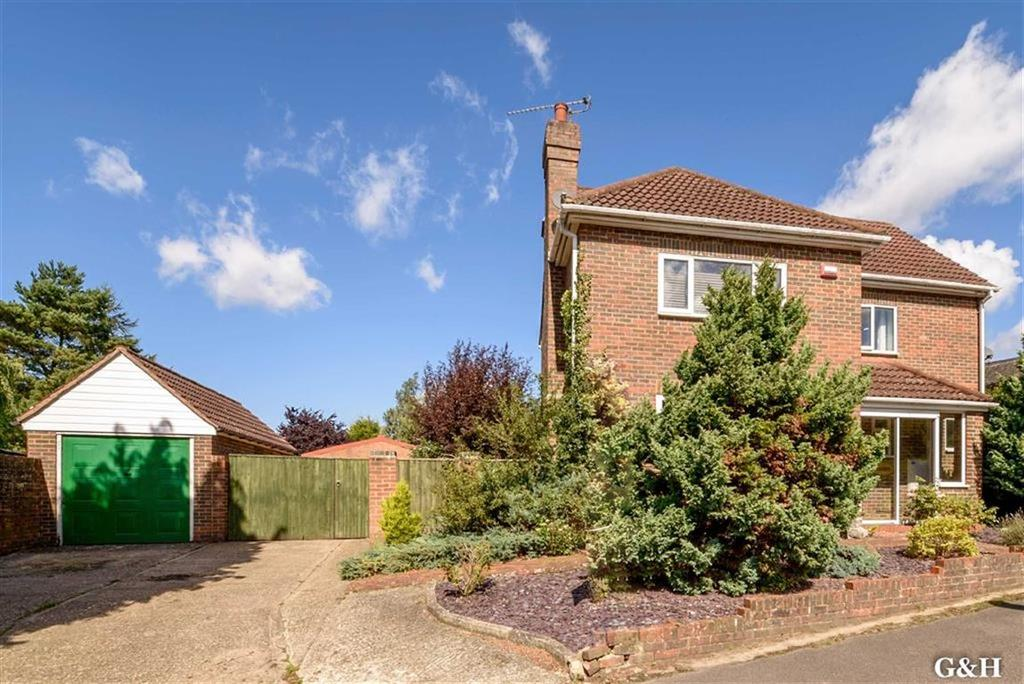 4 Bedrooms Detached House for sale in Chapel Road, Hothfield, Ashford