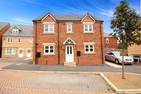 3 bedroom detached house for sale - Wyedale Way, Newcastle Upon Tyne