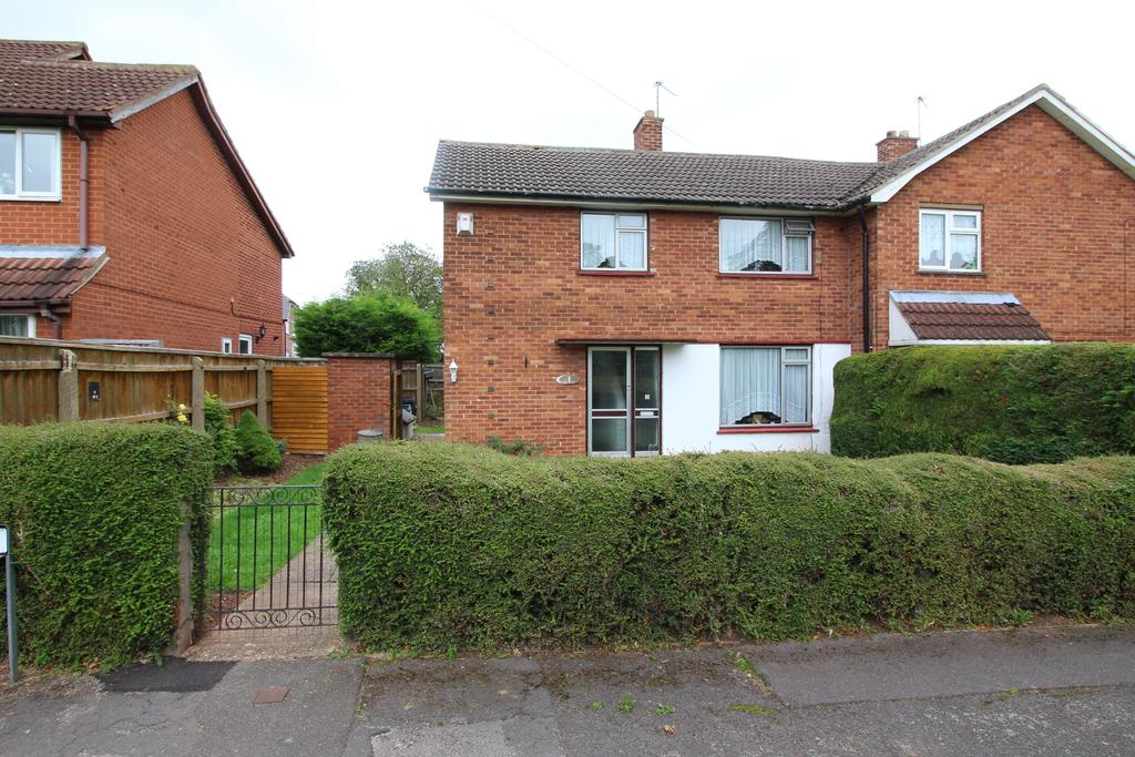 3 Bedrooms Semi Detached House for sale in Rivermead, Cotgrave NG12