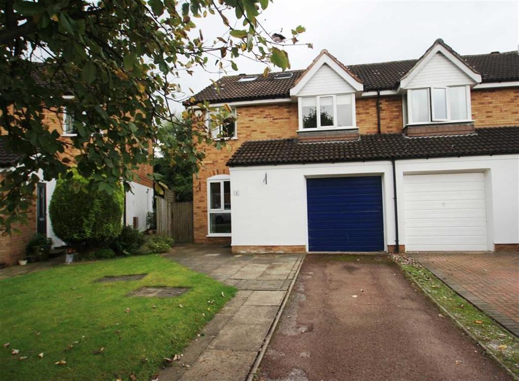 4 Bedrooms Semi Detached House for sale in Fieldhead Mews, Wilmslow