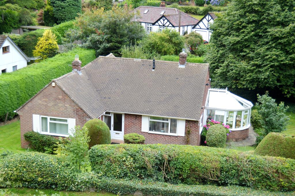 3 Bedrooms Detached Bungalow for sale in Deepdale, Cardingmill Valley, Church Stretton SY6