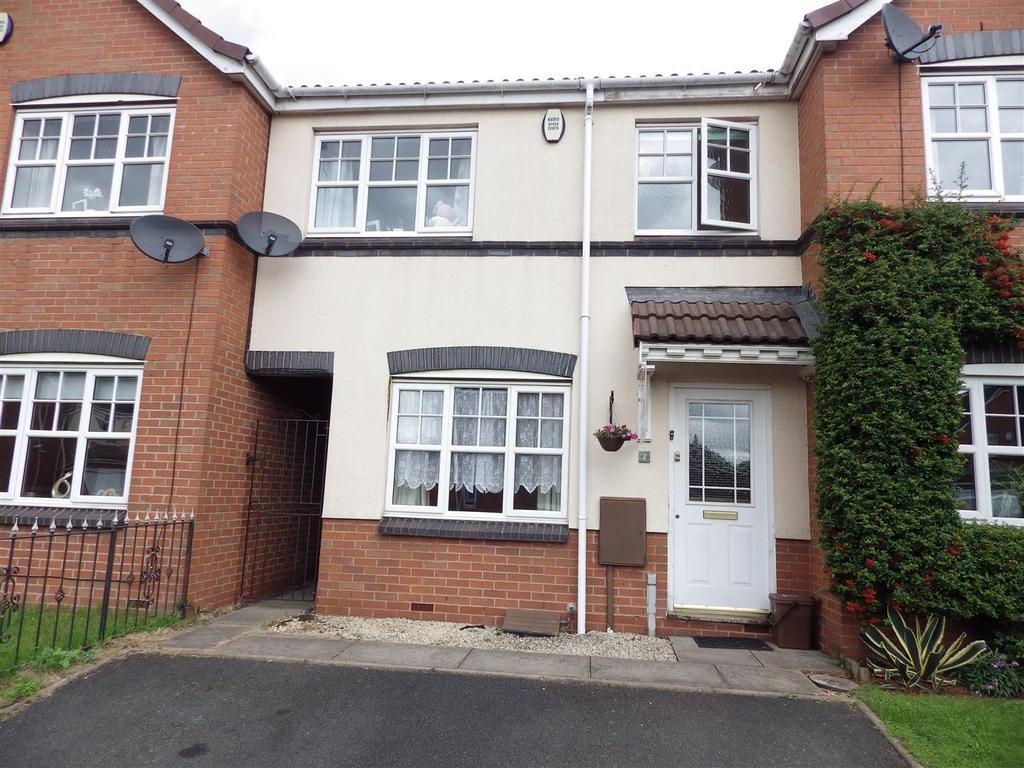 3 Bedrooms Terraced House for sale in Wesley Close, Cradley Heath