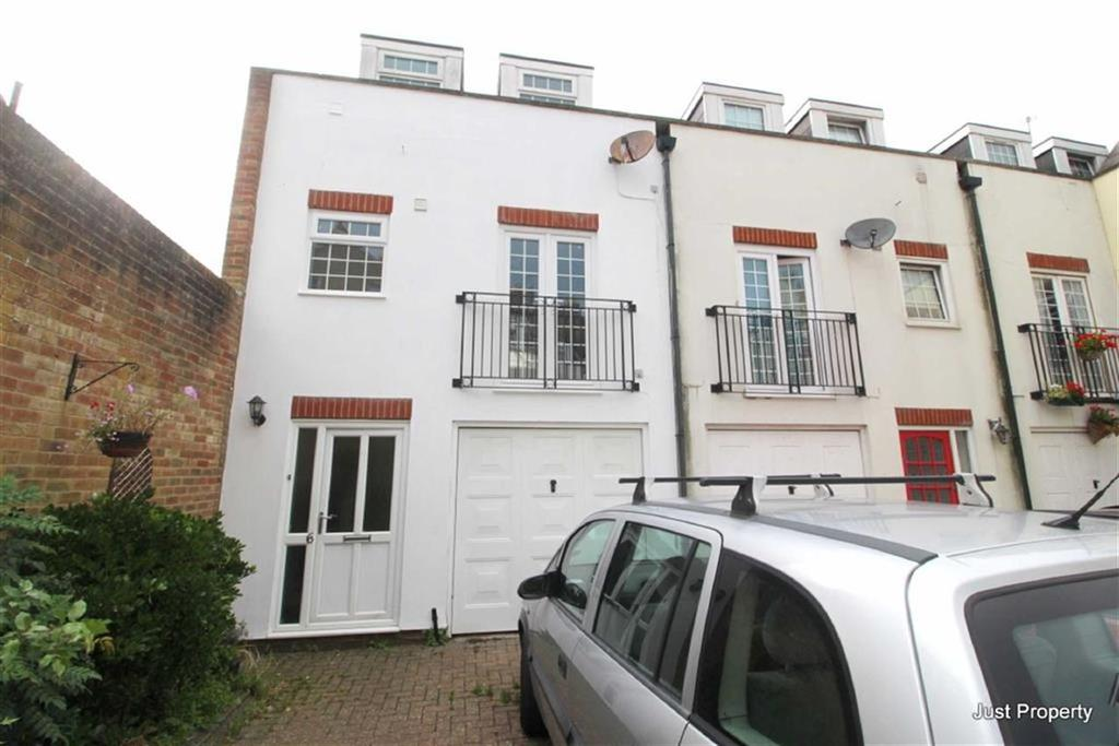 2 Bedrooms Town House for sale in Cambridge Road, Eastbourne