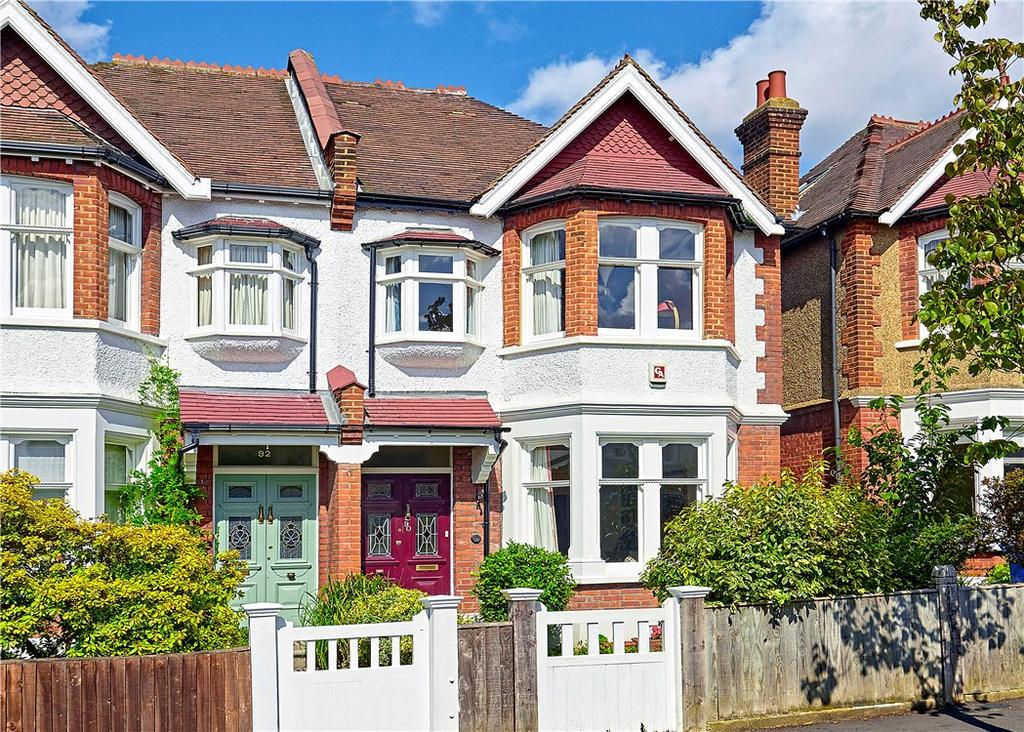5 Bedrooms Semi Detached House for sale in Dovercourt Road, Dulwich, London, SE22