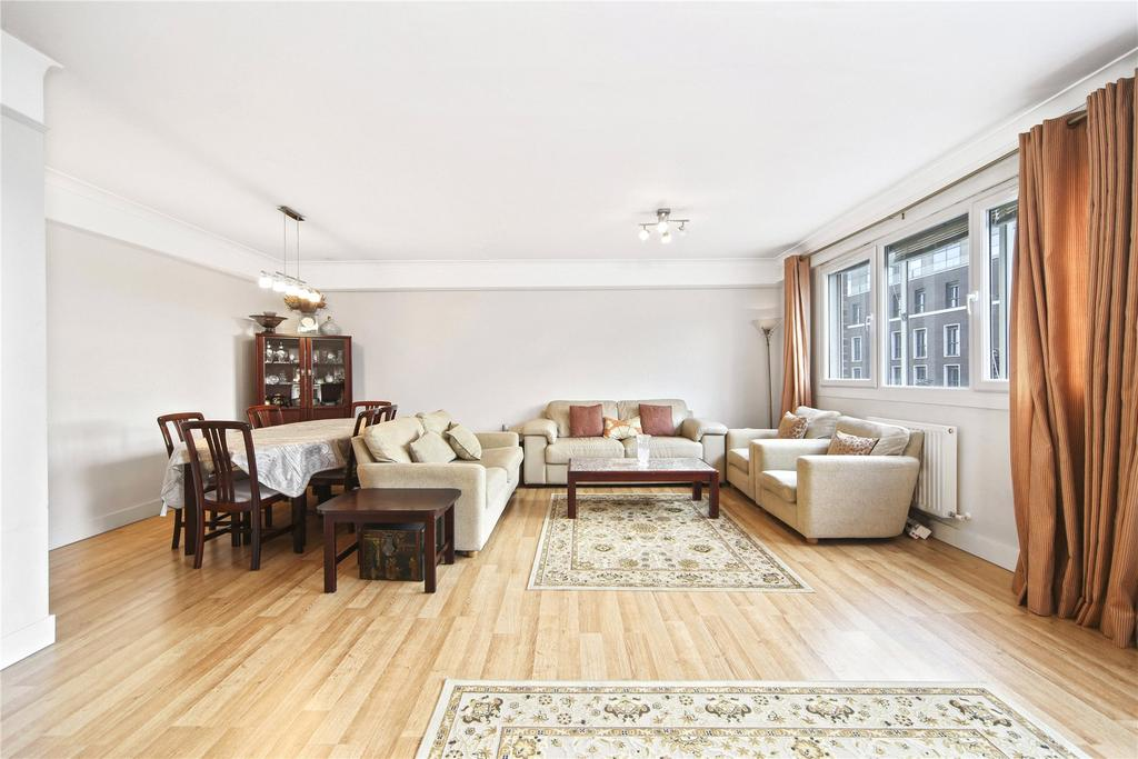 2 Bedrooms Flat for sale in Durrels House, 28-46 Warwick Gardens, London, W14