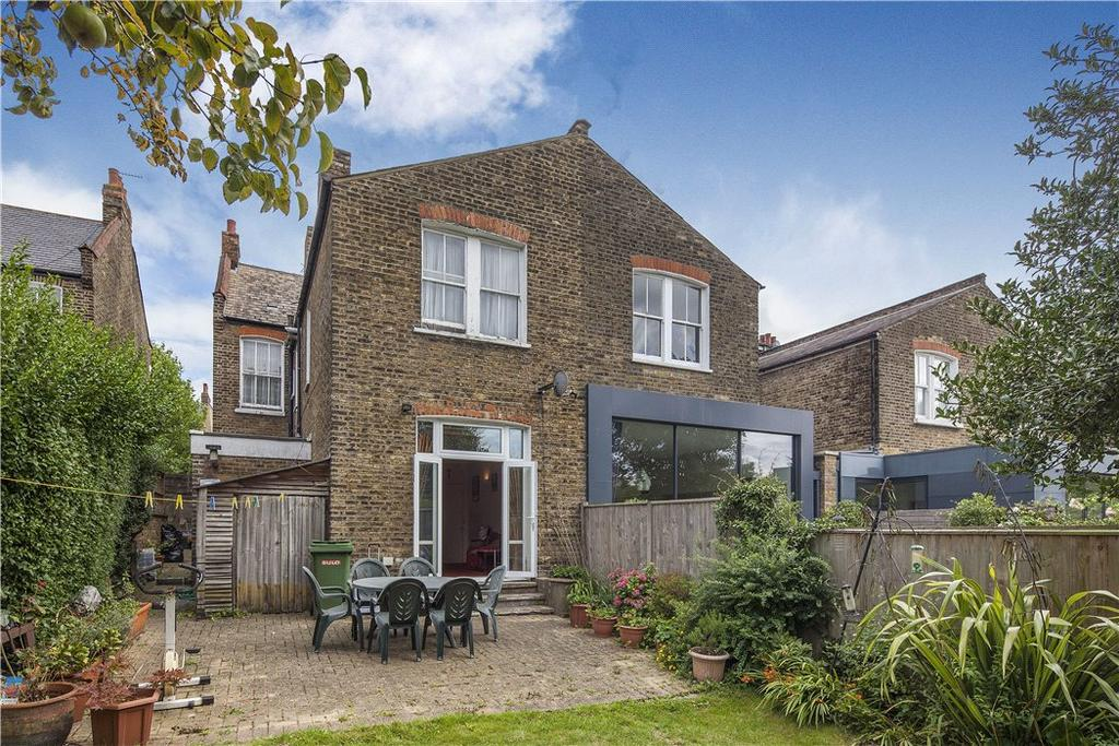 4 Bedrooms Semi Detached House for sale in Dundonald Road, Queen's Park, London, NW10