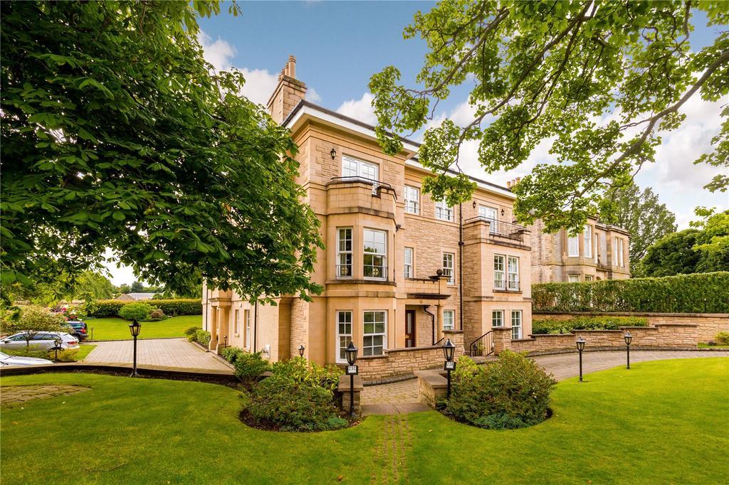 4 Bedrooms Penthouse Flat for sale in Ravelston Park, Edinburgh