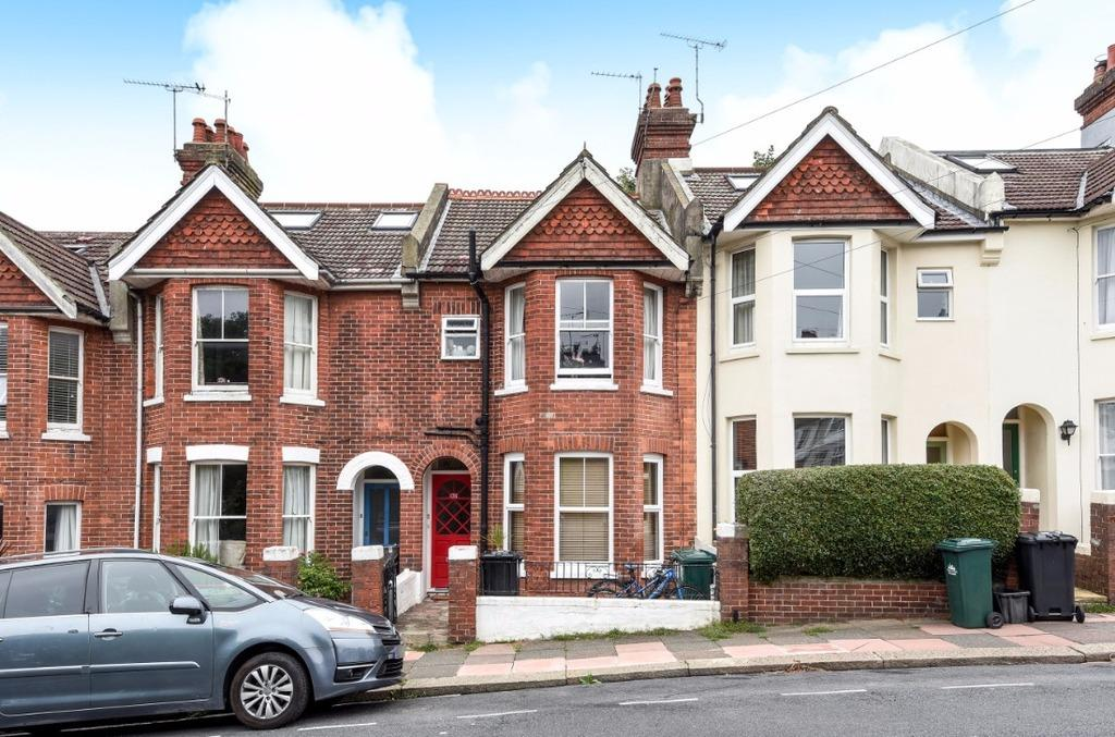 2 Bedrooms Maisonette Flat for sale in Loder Road Brighton East Sussex BN1