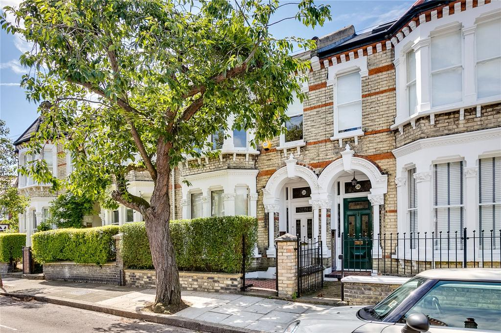 4 Bedrooms Terraced House for sale in Elm Bank Gardens, Barnes, London