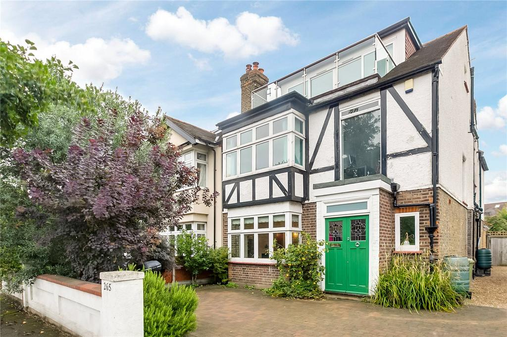 5 Bedrooms Semi Detached House for sale in Lonsdale Road, Barnes, London