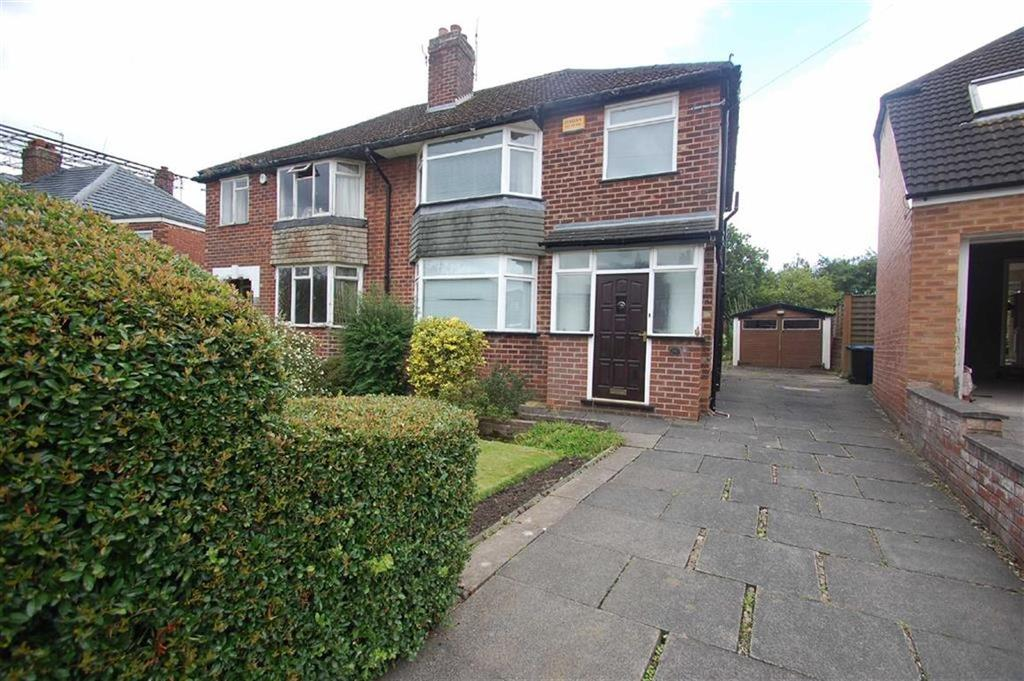 3 Bedrooms Semi Detached House for sale in Glandon Drive, Cheadle Hulme, Cheshire