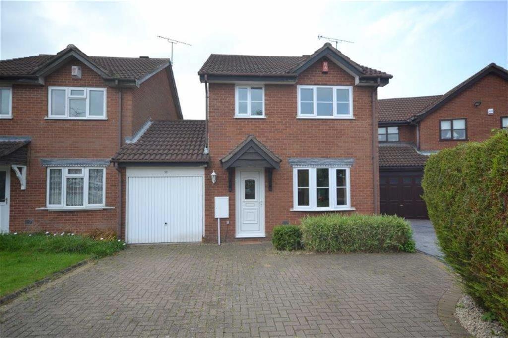 3 Bedrooms Detached House for sale in Seaton Close, Horeston Grange, Nuneaton