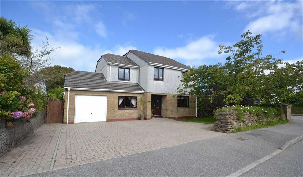 6 Bedrooms Detached House for sale in Park Leven, Ilogan, Redruth, Cornwall, TR16