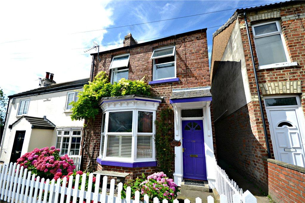 4 Bedrooms Semi Detached House for sale in Newton Road, Great Ayton, North Yorkshire