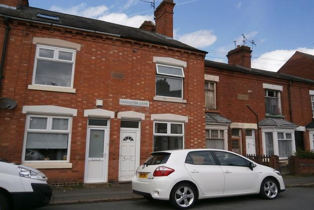 2 Bedrooms Terraced House for sale in Knighton Lane, Aylestone, Leicester, LE2