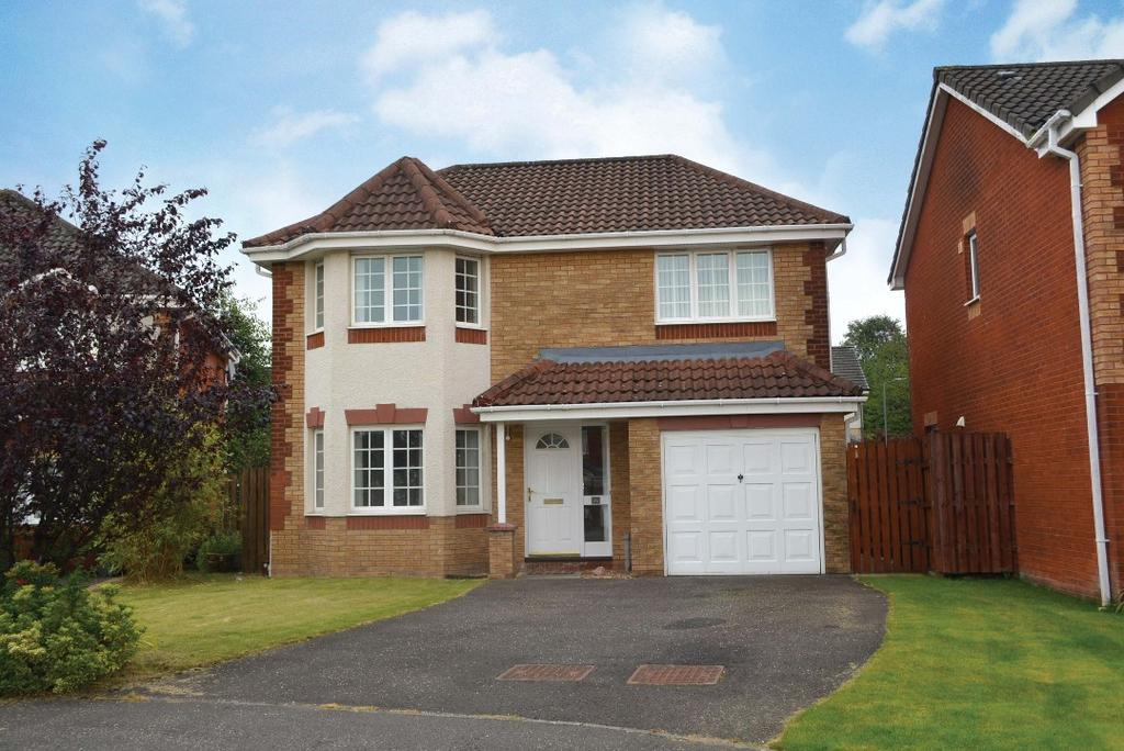 4 Bedrooms Detached Villa House for sale in Marshall Way, Tullibody , Stirling, FK10 2GA