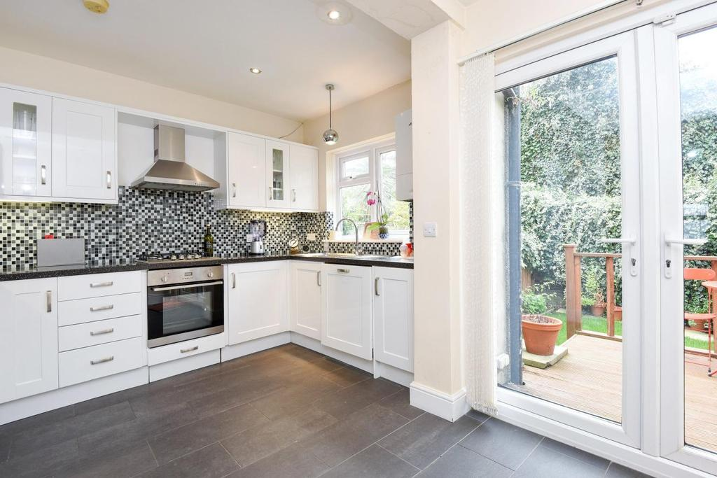 2 Bedrooms Terraced House for sale in Vulcan Road, Brockley