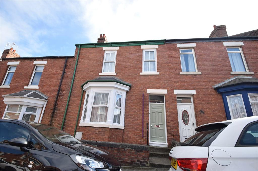 3 Bedrooms Terraced House for sale in Alfred Street, Seaham, Co. Durham, SR7
