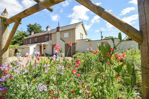 4 bedroom detached house for sale - Rackenford, Tiverton, Devon