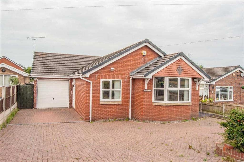 2 Bedrooms Detached Bungalow for sale in New Road, Dobshill, Flintshire, Deeside, Flintshire