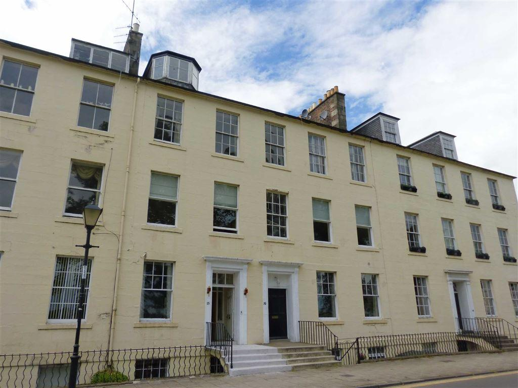 5 Bedrooms Town House for sale in Rose Terrace, PERTH, Perthshire