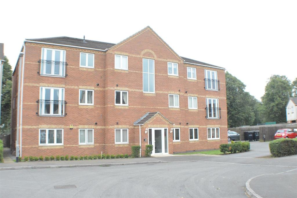 2 Bedrooms Apartment Flat for sale in Ashleigh Avenue, Sutton-In-Ashfield