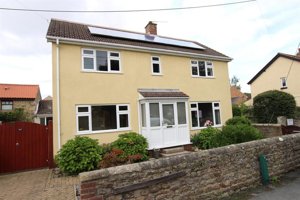 4 Bedrooms Detached House for sale in High Green, Catterick Village, Richmond
