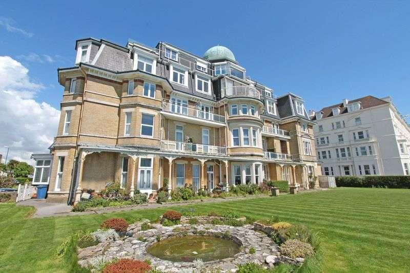 3 Bedrooms Apartment Flat for sale in Tollard Court, West Hill Road, Bournemouth BH2