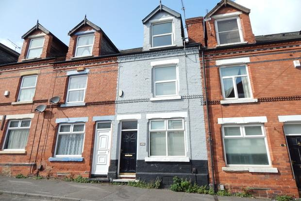 3 Bedrooms Terraced House for sale in Jubilee Street, Nottingham, NG2