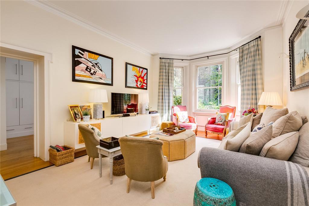 2 Bedrooms Flat for sale in Warwick Road, Earls Court, London