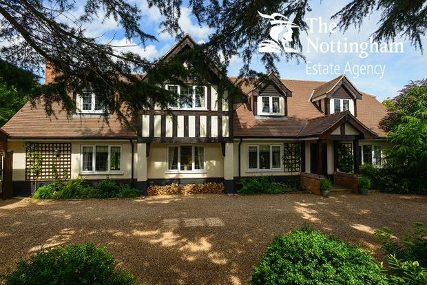 4 Bedrooms Detached House for sale in Hillcrest Road, Keyworth, Nottingham, NG12