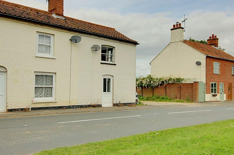 2 Bedrooms End Of Terrace House for sale in Reepham Road, Bawdeswell, Dereham