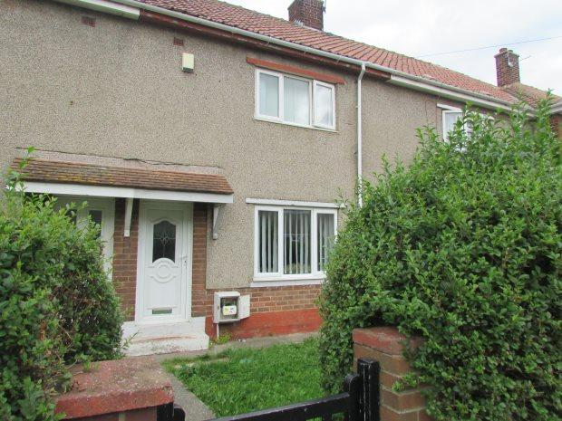 2 Bedrooms Terraced House for sale in CARRICK STREET, WEST VIEW, HARTLEPOOL