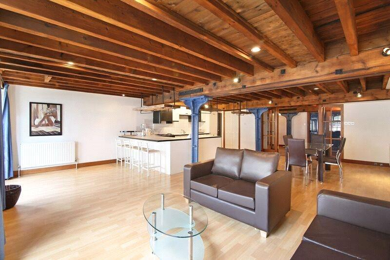 3 Bedrooms Flat for sale in New Concordia Wharf, Mill Street, London, SE1
