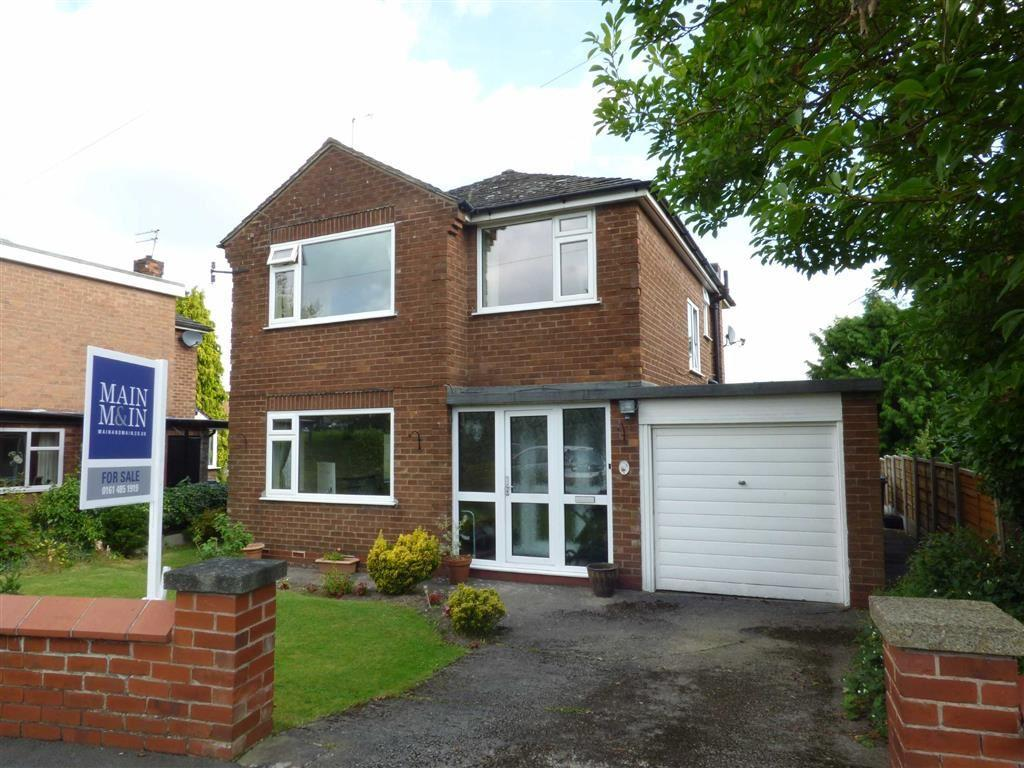 3 Bedrooms Detached House for sale in Manston Drive, Cheadle Hulme, Cheshire