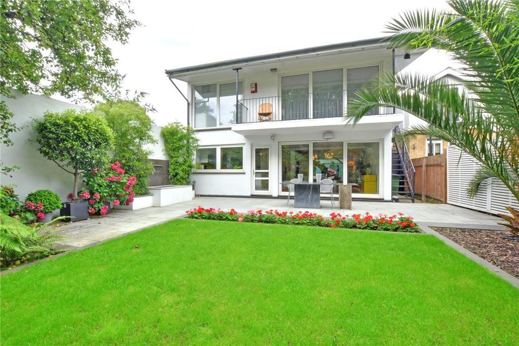 4 Bedrooms Detached House for sale in Langton Way, Blackheath, London, SE3