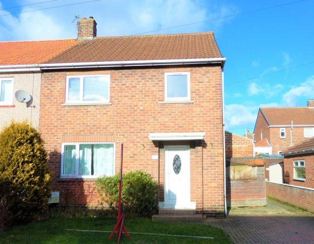 3 Bedrooms Semi Detached House for sale in SPRINGFIELD ROAD, FISHBURN, SEDGEFIELD DISTRICT