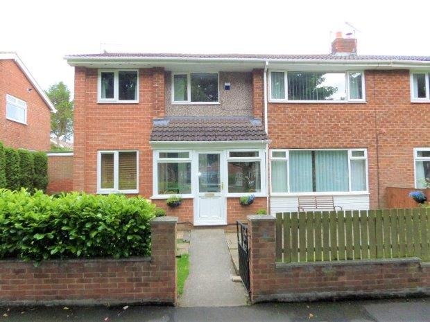 5 Bedrooms Semi Detached House for sale in CRAGSIDE, SEDGEFIELD, SEDGEFIELD DISTRICT